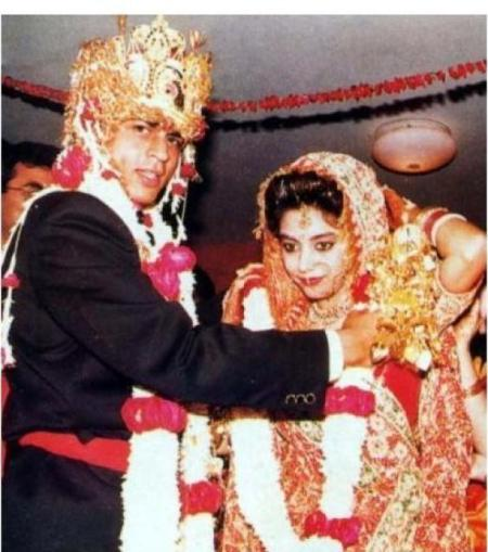 shahrukh-gauri-wedding-wallpaper